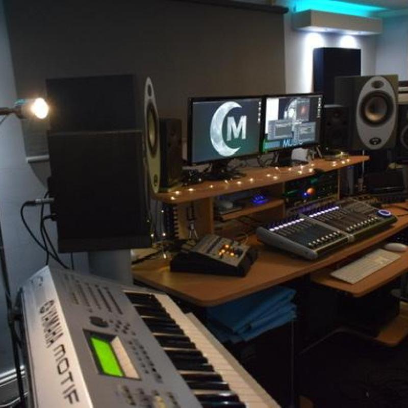 Cool Moon Music Voiceover Studio Finder