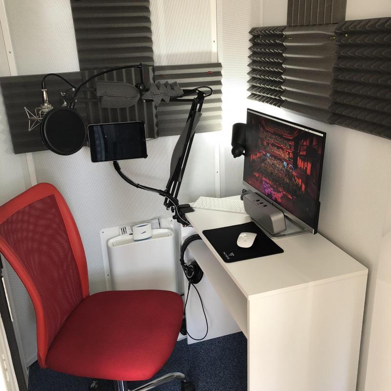 South Coast Voices Voiceover Studio Finder