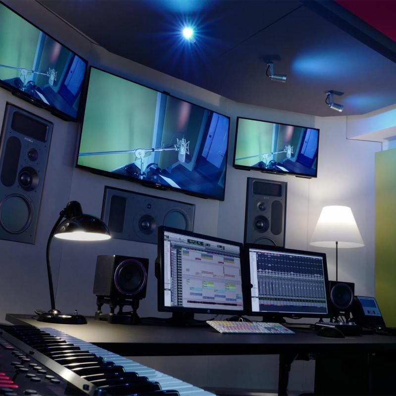 NJP STUDIOS Zurich Switzerland Voiceover Studio Finder