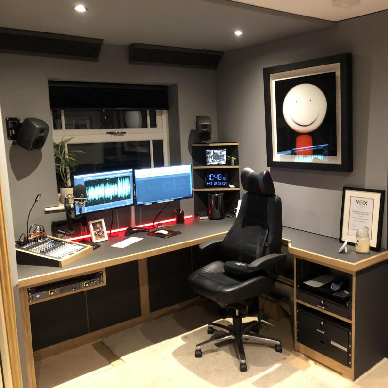 VoiceoverGuy - Yorkshire Studio Voiceover Studio Finder