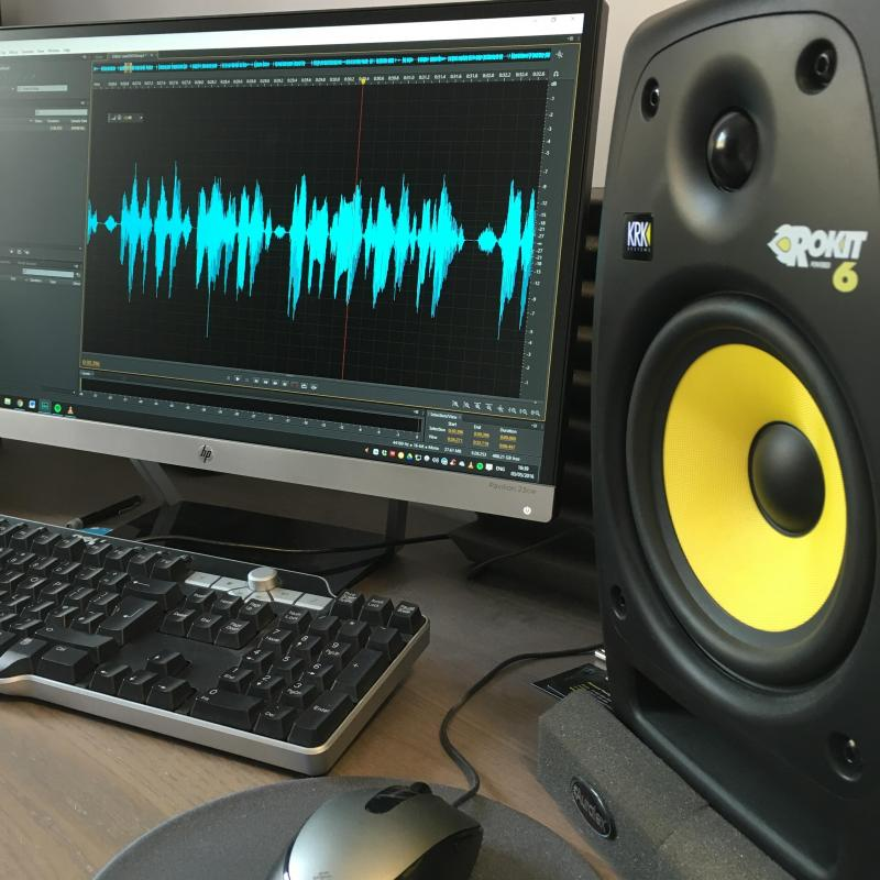 Voiceover Oliver Voiceover Studio Finder