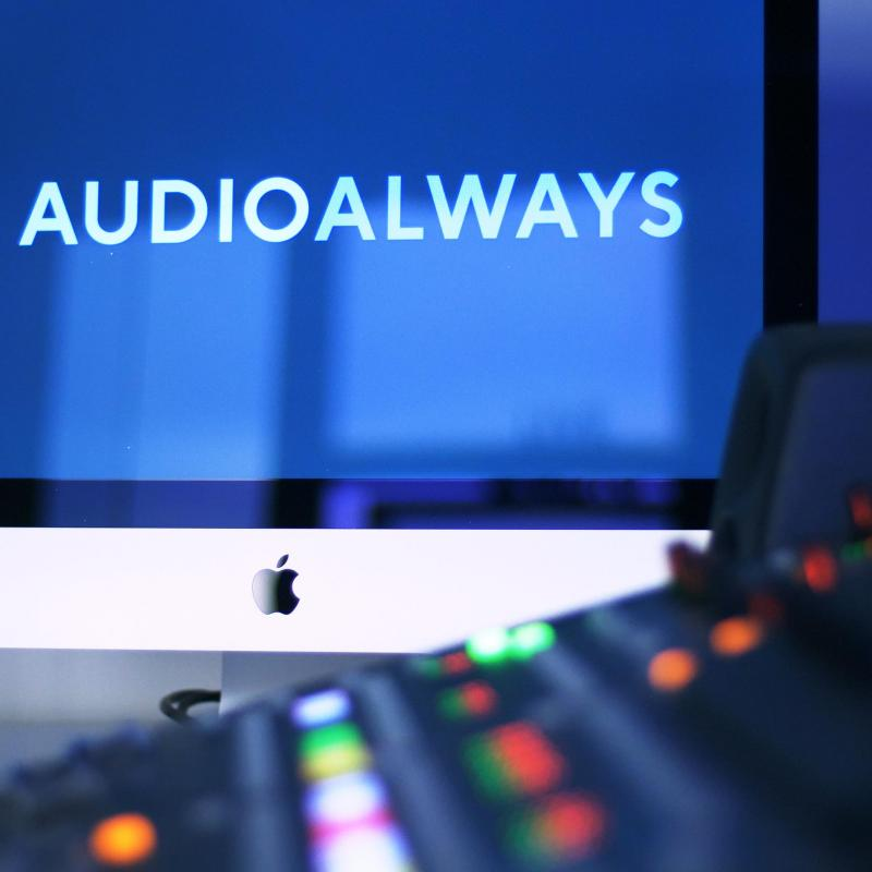 Audio Always Voiceover Studio Finder