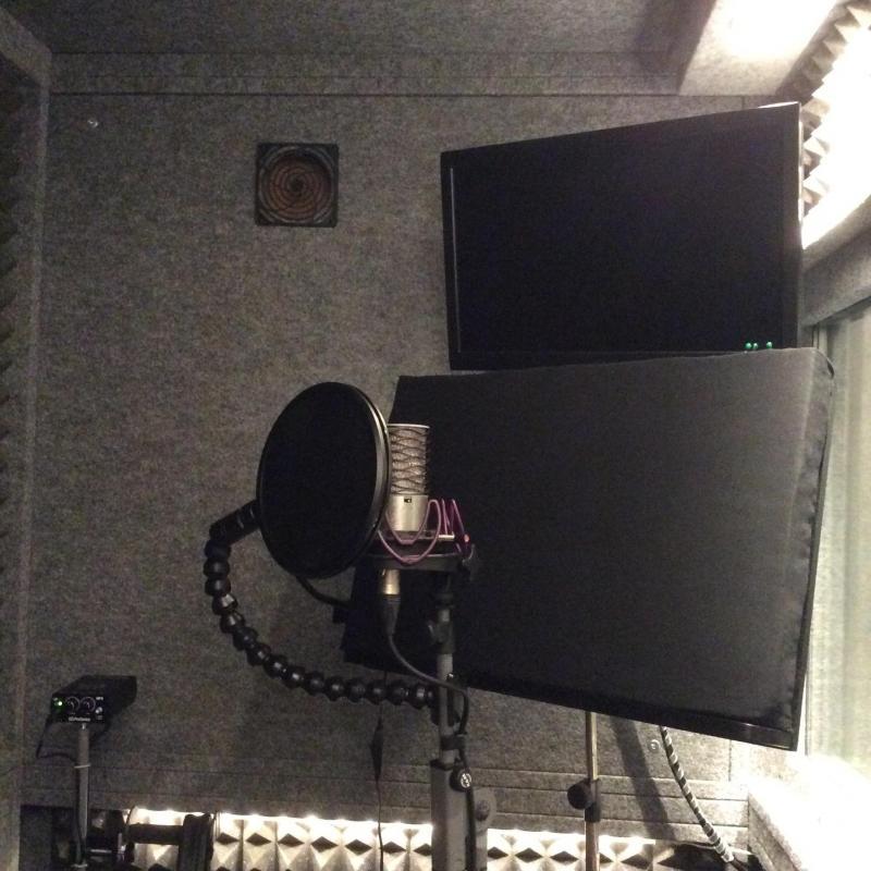 Augusto Casanovas Voiceover Studio Finder
