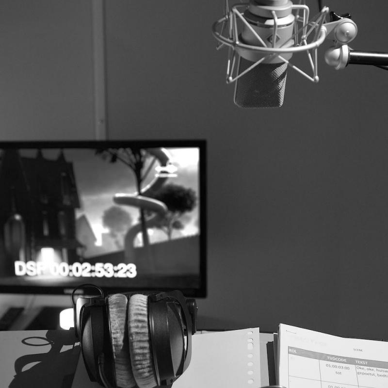 De AudioFabrique Voiceover Studio Finder