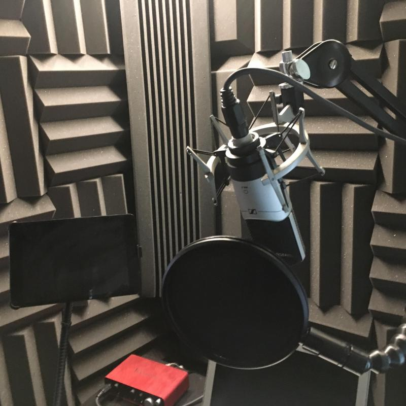 VO Studio West Cornwall Voiceover Studio Finder