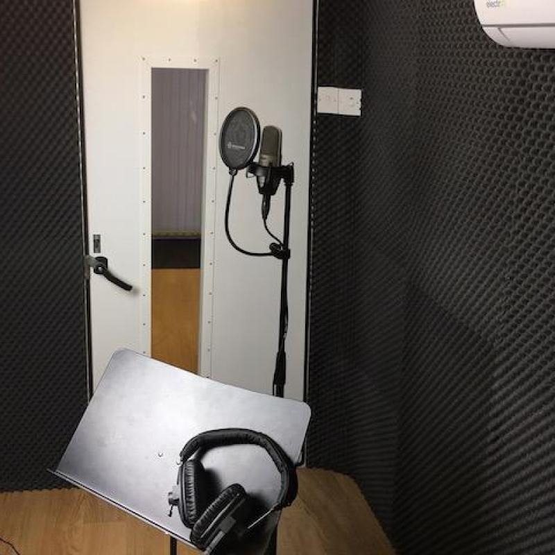 iStage Studio Voiceover Studio Finder