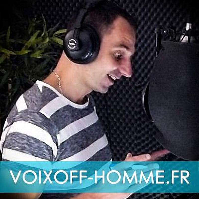 Aurelien Nancel Voiceover Studio Finder