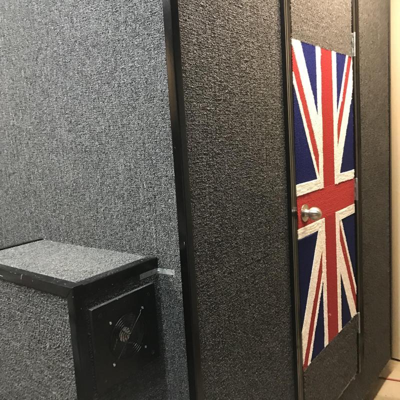 British Voice Diva LLC Voiceover Studio Finder