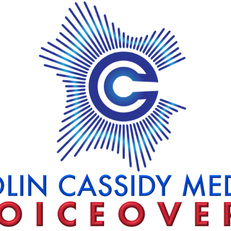 Colin Cassidy Media Voiceover Studio Finder
