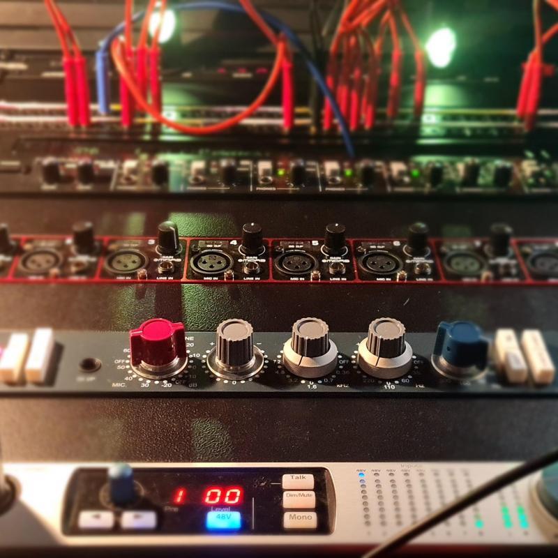 Studio DEESSE (Paolo Aldini VoiceOver) Voiceover Studio Finder