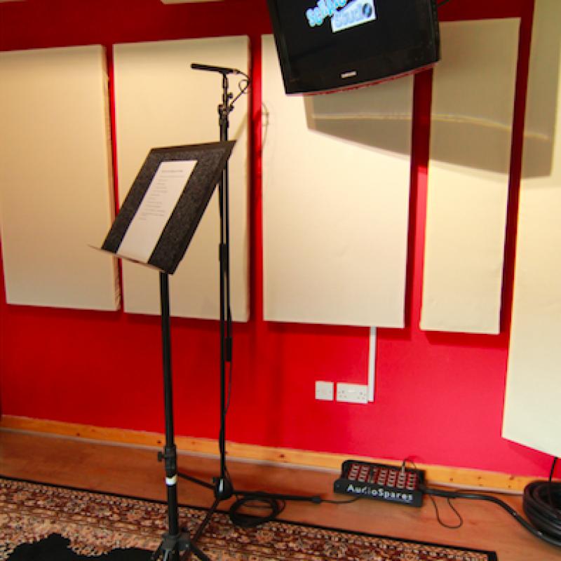 Scratch Studio Voiceover Studio Finder