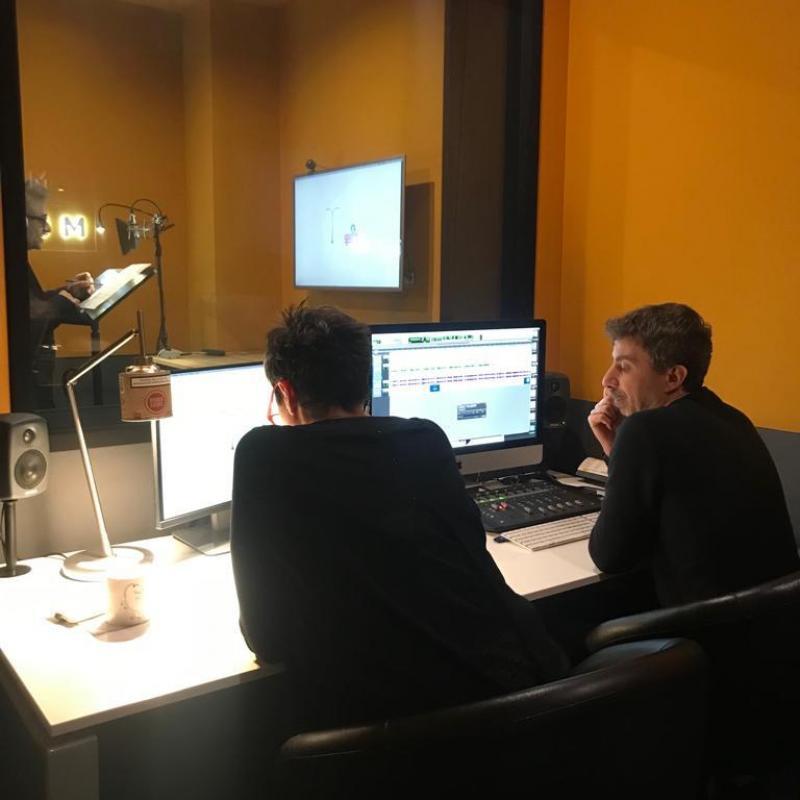 Voxfarm Voiceover Studio Finder