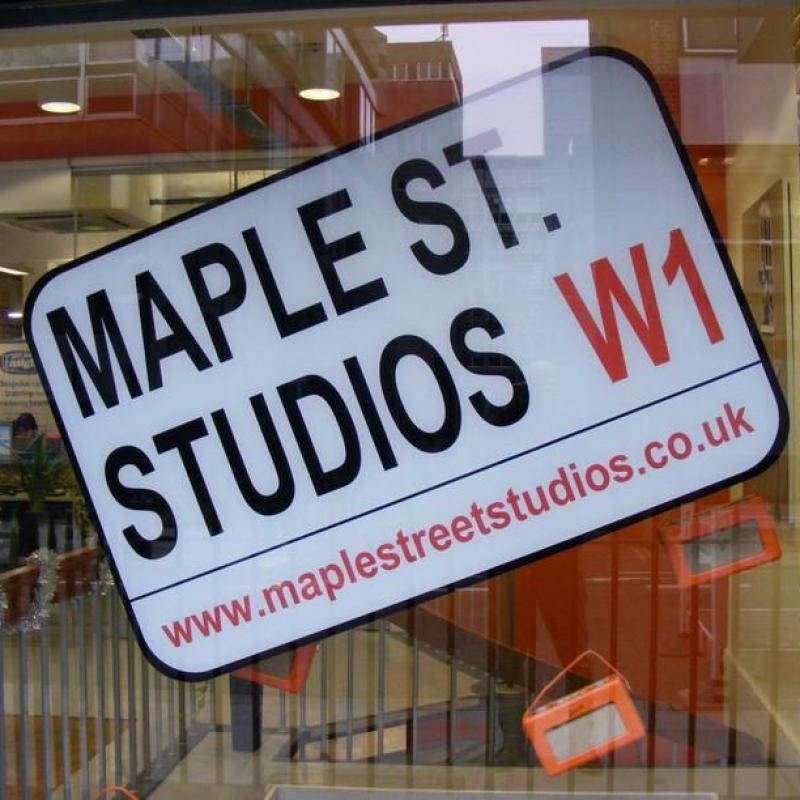 Maple Street Studios Voiceover Studio Finder