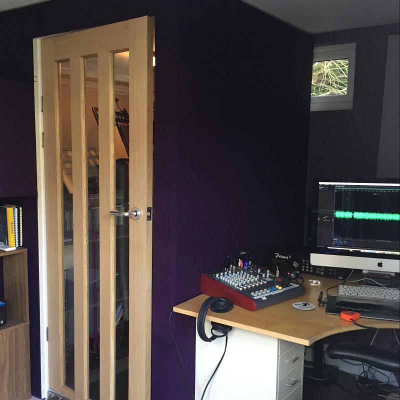 The Sound Pound Voiceover Studio Finder