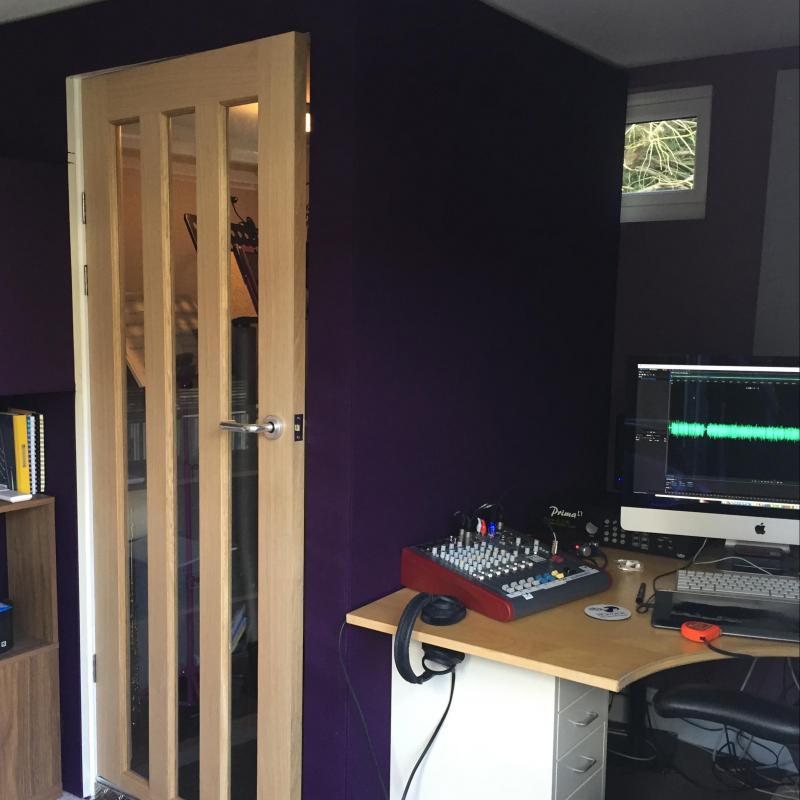 The Sound Pound Voiceover Studio Finder