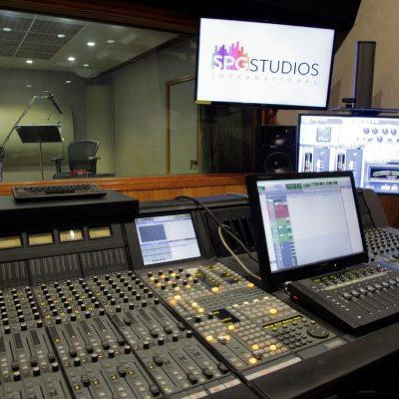 SPG Studios Voiceover Studio Finder